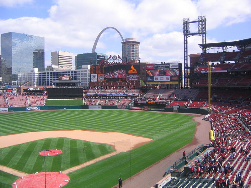 Cardinals+baseball+stadium