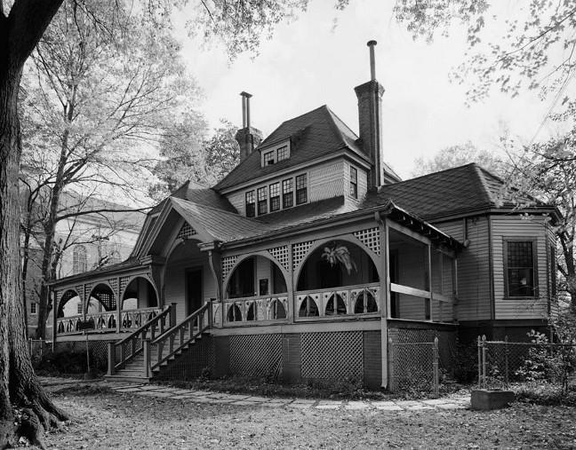 Historic Buildings In Atlanta Georgia