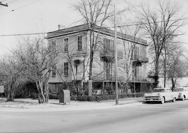 Historic Buildings In Columbia, South Carolina